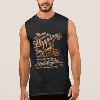 Happiness - Motorcycle Sleeveless Shirt