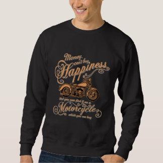 Happiness - Motorcycle Sweatshirt