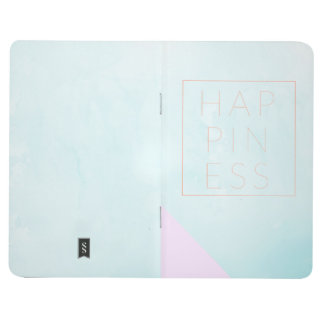 'Happiness' Pocket Journal
