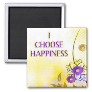 Happiness ...Self affirmation statement magnets