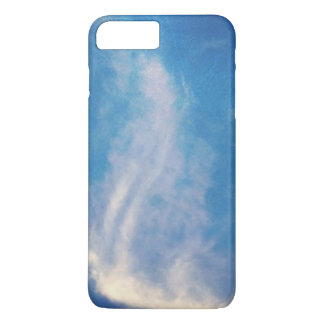 Happiness Themed, Overhead Sky Shows A Stratus Clo iPhone 7 Plus Case