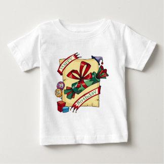 Happy 19th Birthday Gifts Baby T-Shirt