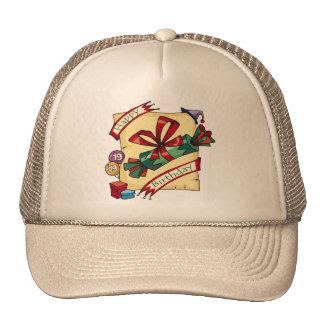 Happy 19th Birthday Gifts Trucker Hat