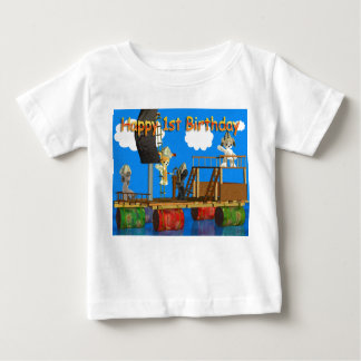 Happy 1st Birthday Baby's T Shirt