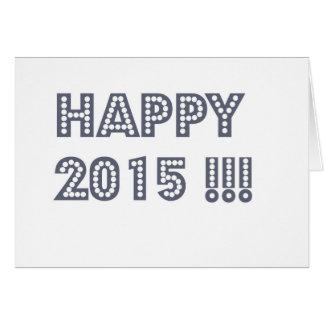 happy 2015.jpg greeting card
