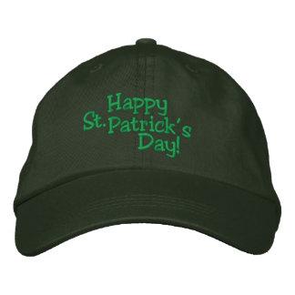 HAPPY 2015 St. Patrick's Day HAT Baseball Cap