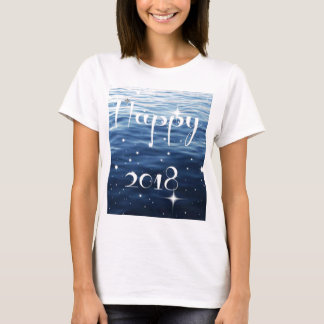 Happy 2018 T-Shirt