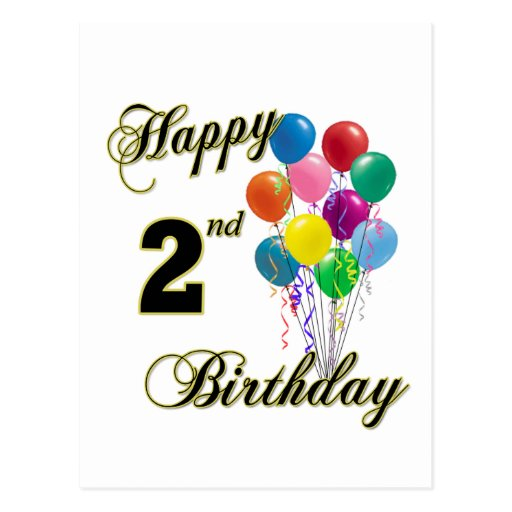 Happy 2nd Birthday Quotes Quotesgram Happy 2nd Birthday Wishes For