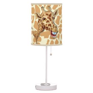 Happy 3D Giraffe Table Lamp