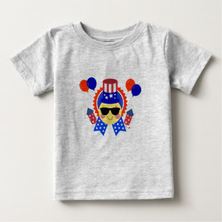Happy 4th baby T-Shirt