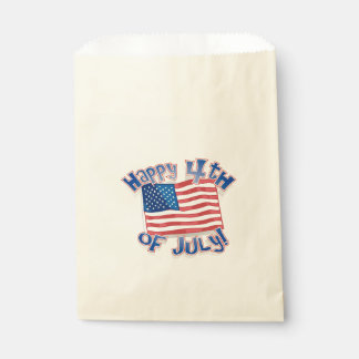 Happy 4th july, independence day favour bag