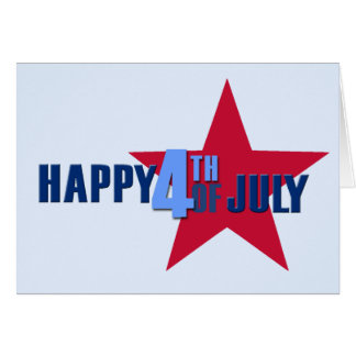 Happy 4th of July 2 Card