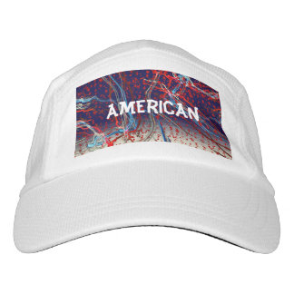Happy 4th of July - American Design Hat