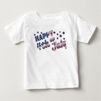 Happy 4th of July Baby T-Shirt