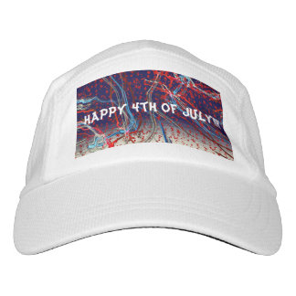 Happy 4th of July Design Hat