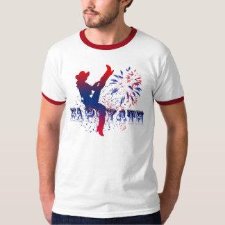 Happy-4th T-Shirt