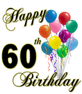 Happy 60th Birthday Gifts And Apparel Standard Apron