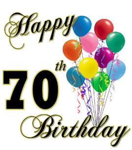 Happy 70th Birthday Gifts And Apparel Trucker Hat