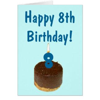 Happy 8th Birthday! Card