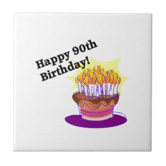 Happy 90th Birthday! Tile