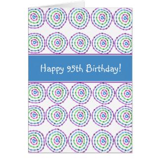 Happy 95th Birthday! Card