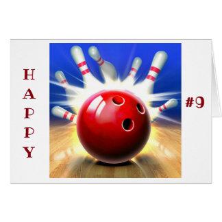 HAPPY ****9th BIRTHDAY**** Card