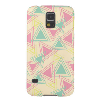 Happy Abstract Galaxy S5 Covers