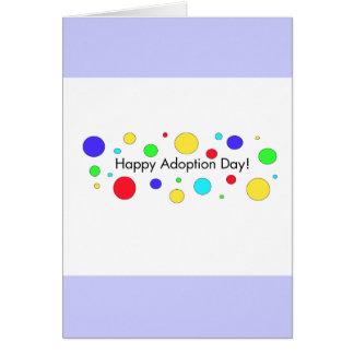 Happy Adoption Day Card