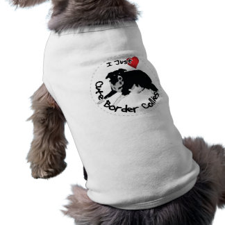 Happy Adorable & Funny Border Collie Dog Shirt