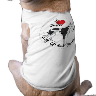 Happy Adorable Funny & Cute Great Dane Dog Shirt