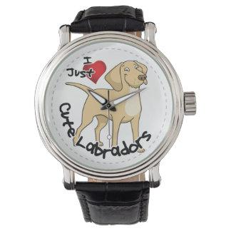 Happy Adorable Funny & Cute Labrador Dog Watch