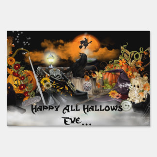 Happy All Hallows Eve