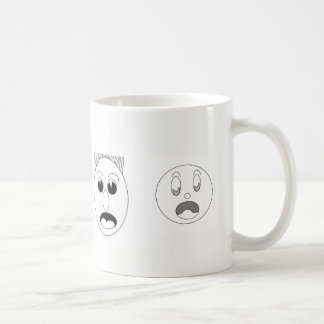 Happy and Buzz Coffee Mug