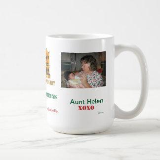 Happy Anniversary 50th and Merry Christmas Mug
