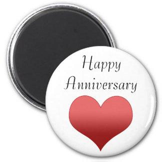 Happy Anniversary Magnet