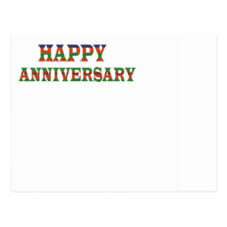 HAPPY ANNIVERSARY TEXT: happyanniversary lowprice Postcards