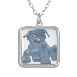 Happy Arbo Silver Plated Necklace