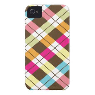 Happy Argyle iPhone 4 Covers