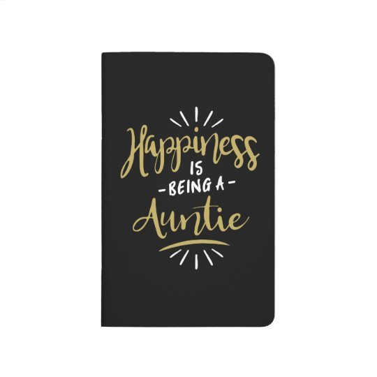 Happy Auntie Journal