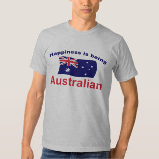 Happy Australian Tshirts