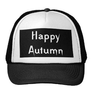 Happy Autumn Hat