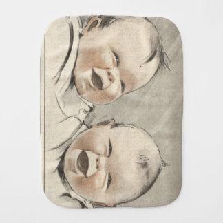Happy Babies Baby Burp Cloth