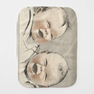 Happy Babies Burp Cloth