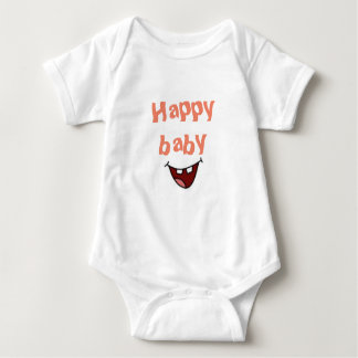 Happy baby baby bodysuit