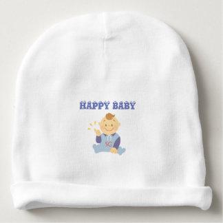 happy baby hat baby beanie