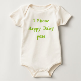 Happy Baby Organic Onzie Baby Bodysuit