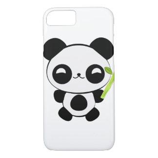 Happy Baby Panda iPhone 7 case