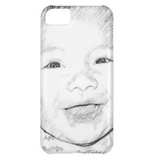 Happy Baby Smiling Case For iPhone 5C