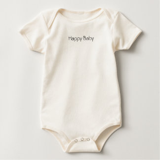 Happy Baby Yoga Organic Tee
