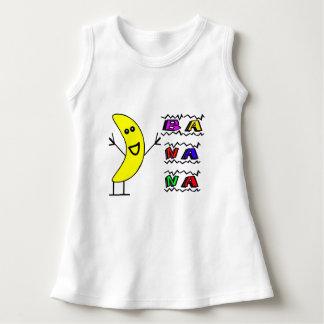 Happy Banana Dress
